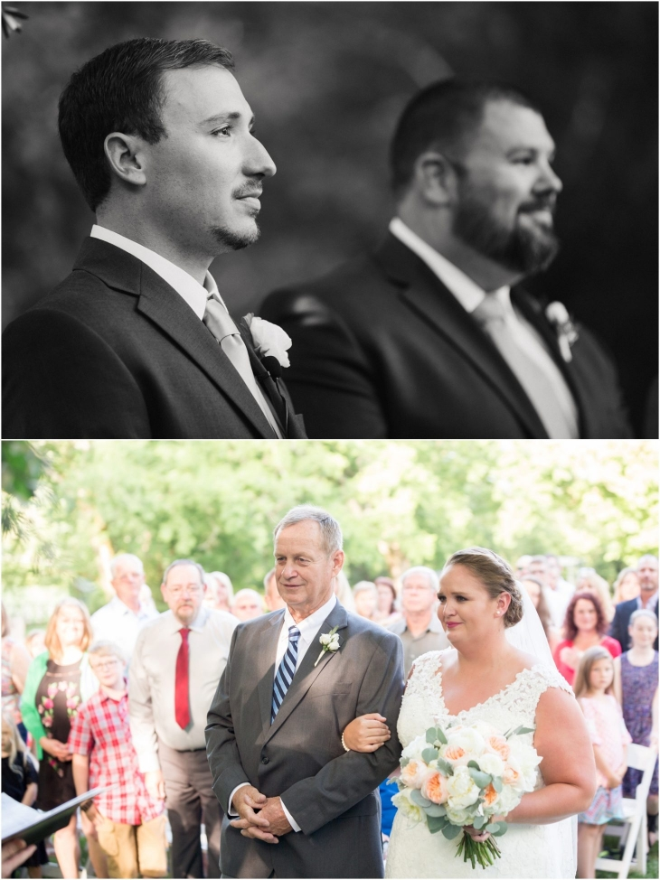 wedding photography at daras garden