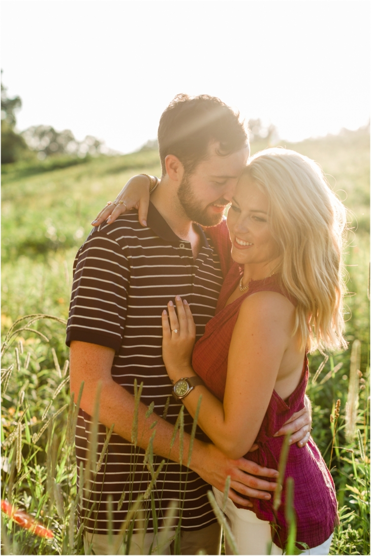 knoxville engagement picture