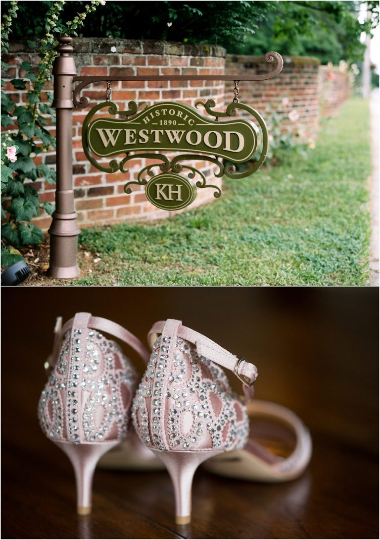 historic westwood knoxville wedding