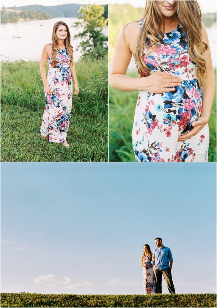 knoxville maternity photography