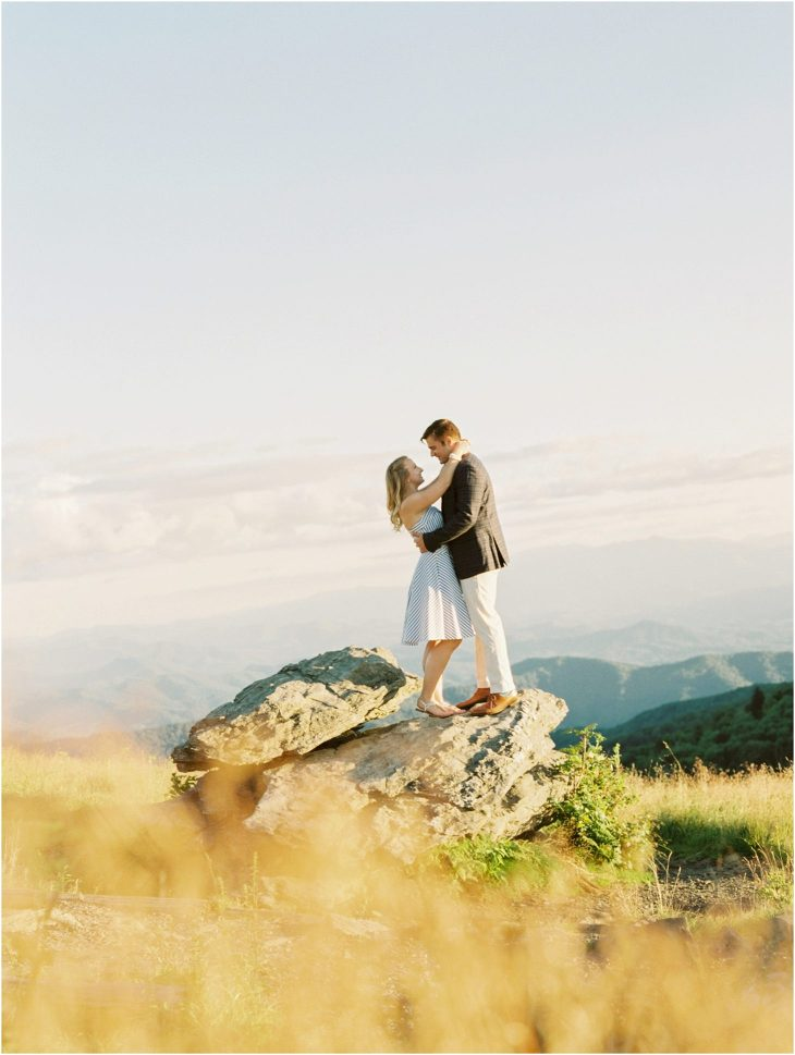 Roan Mountain wedding photographers