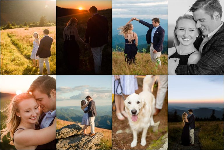 roan mountain wedding photographer