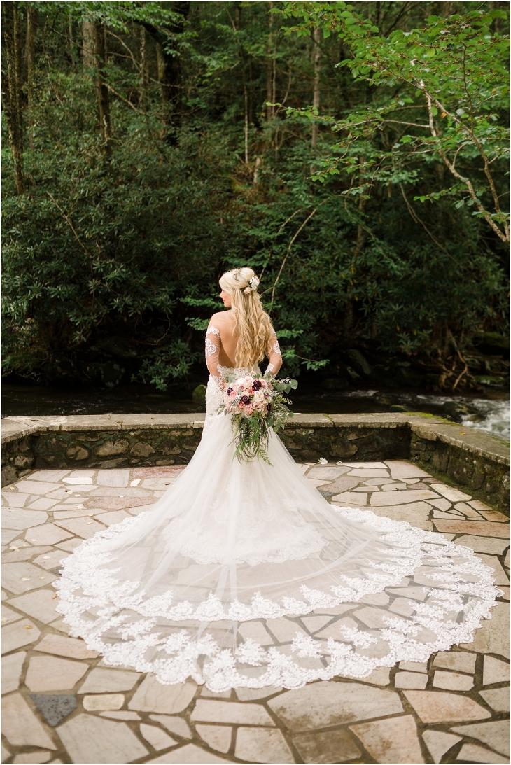 smoky mountain wedding photographer