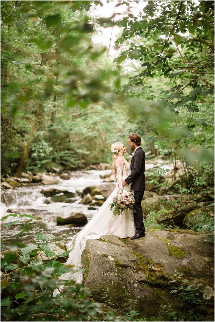 smoky mountain wedding photographers