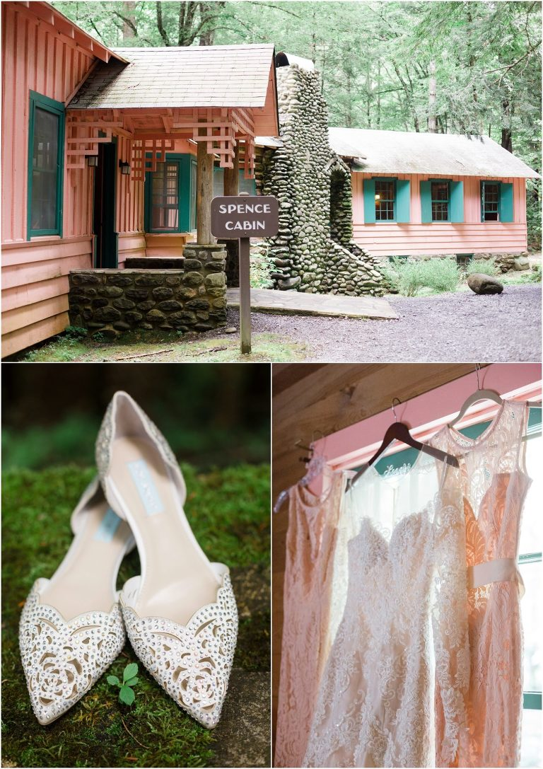 spence cabin weddings