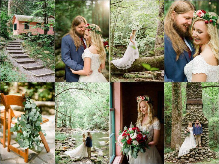 great smoky mountains national park wedding photographer