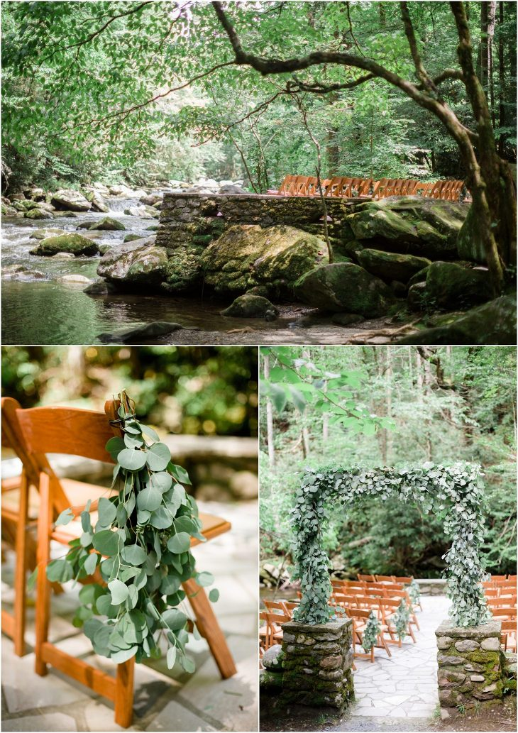 wedding spence cabin