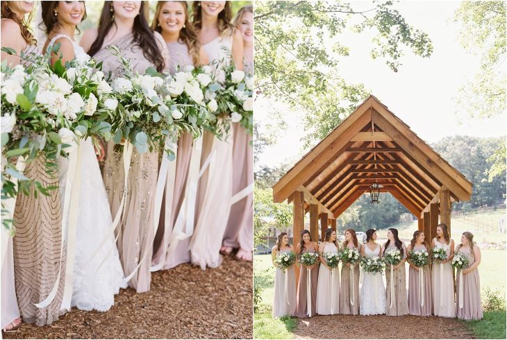 ramble creek bridesmaids