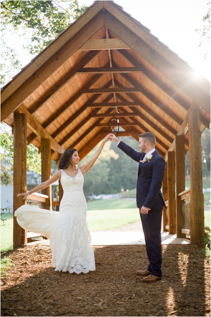 ramble creek wedding