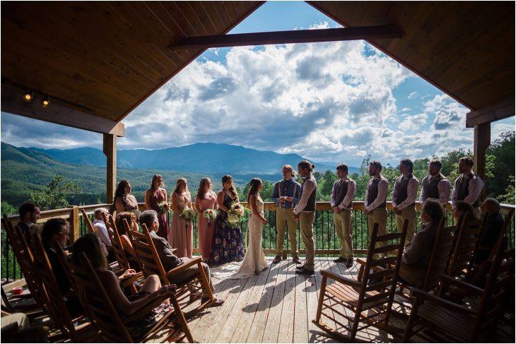 gatlinburg mansion wedding venue