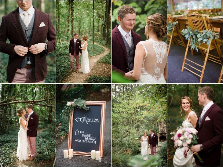 Maryville RT Lodge Wedding