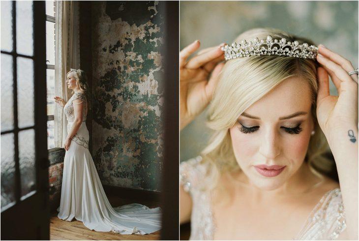 Alon Livne wedding gown