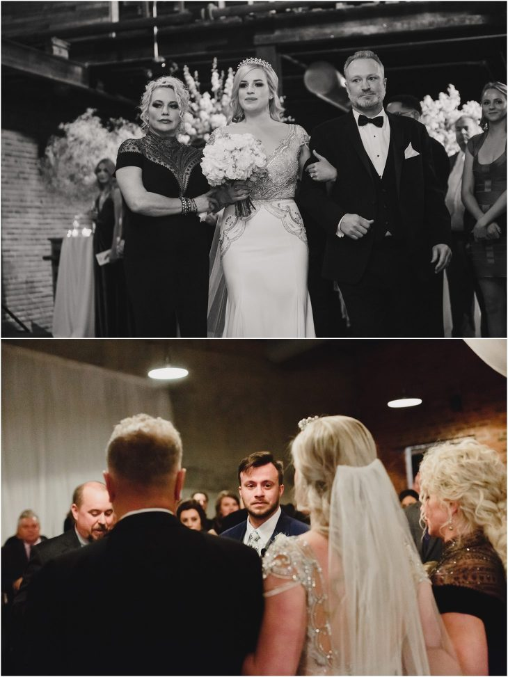 knoxville winter wedding