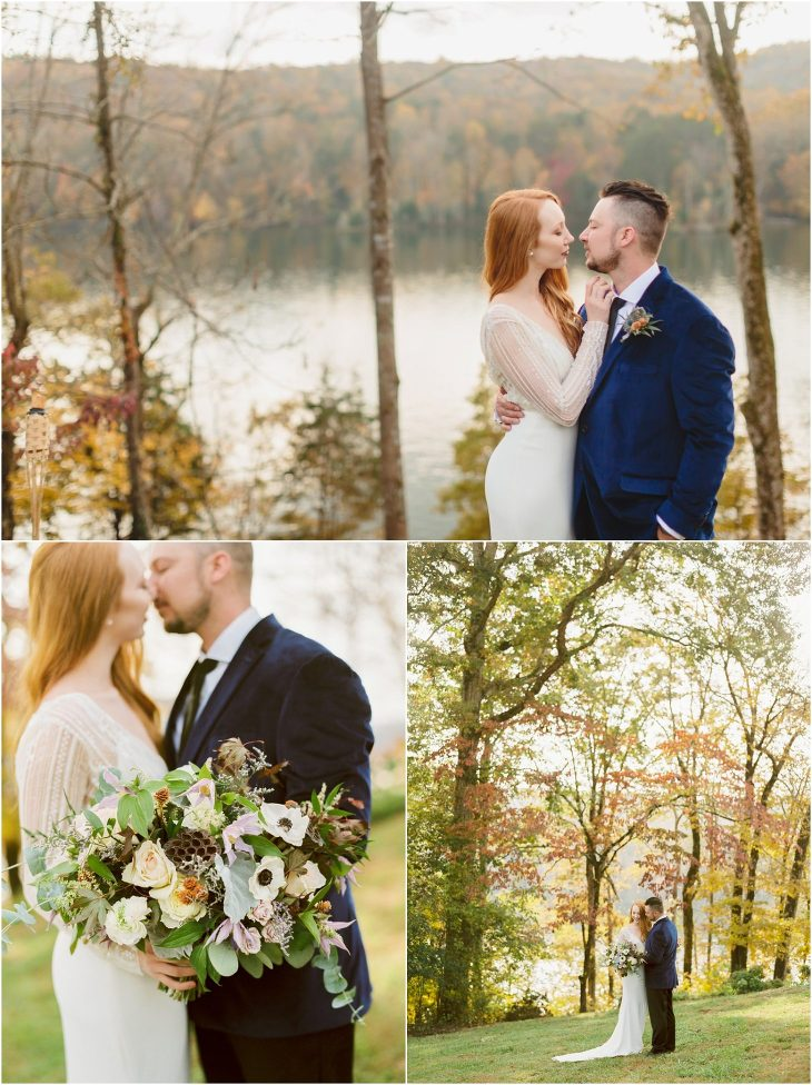 Gallaher Bend Knoxville wedding