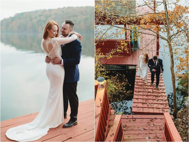 Gallaher Bend Knoxville wedding venue