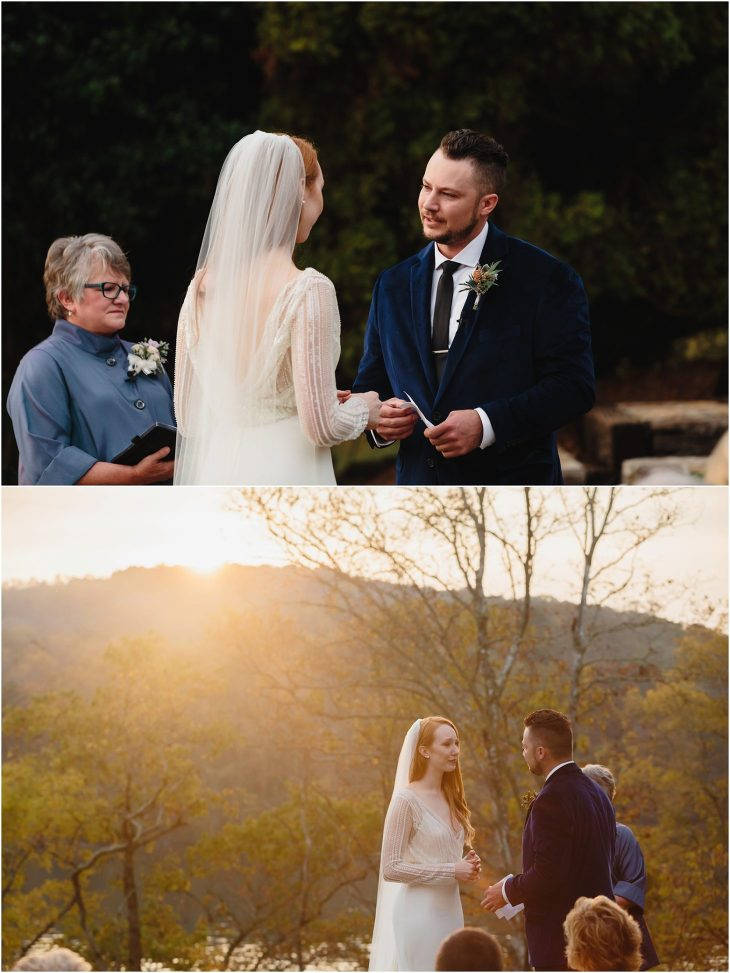 Gallaher Bend Weddings in Knoxville