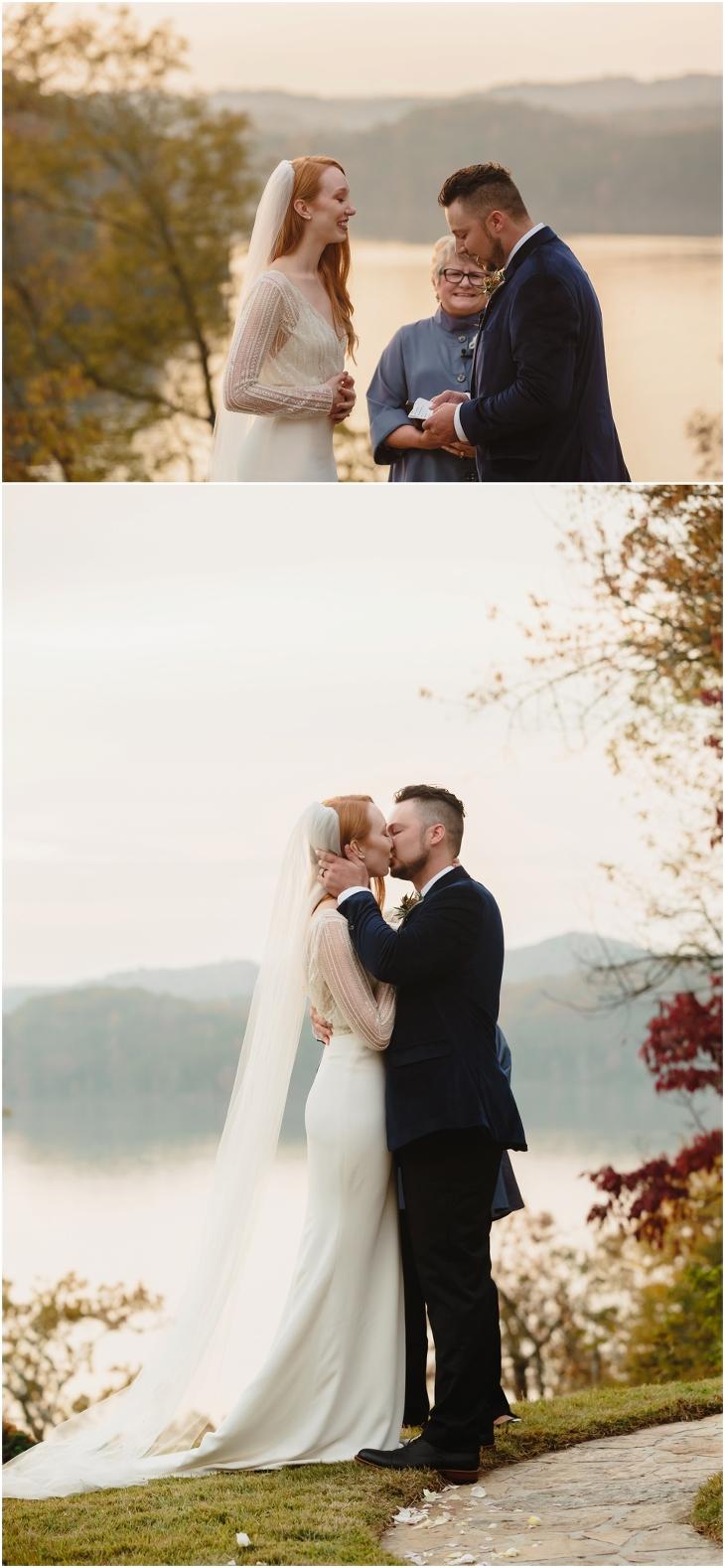 Knoxville Mountain Wedding