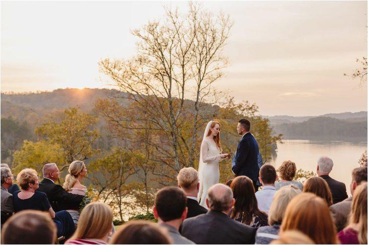 Knoxville Mountain Wedding Photos