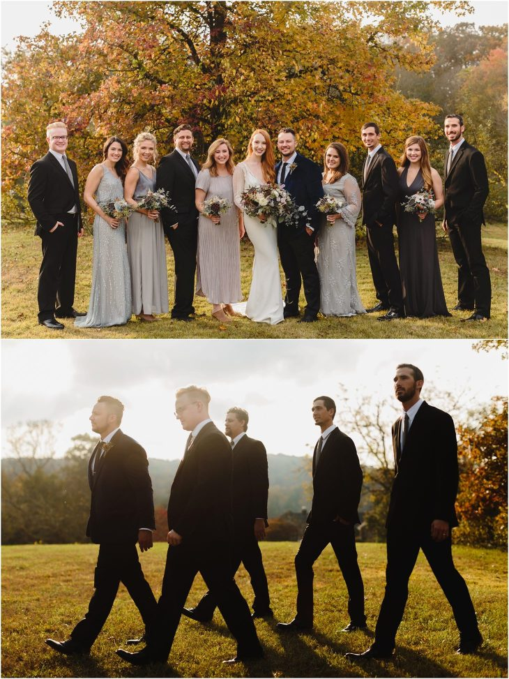 Knoxville wedding venues Gallaher Bend