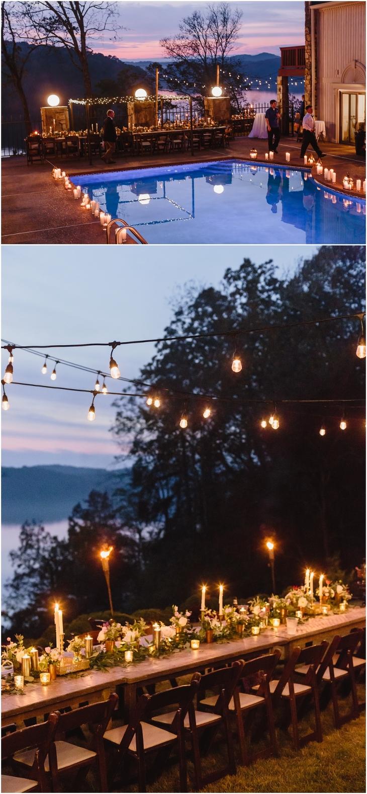 Smoky Mountain Wedding Venue Gallaher Bend