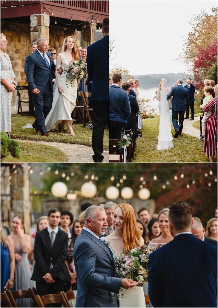 Wedding At Gallaher Bend