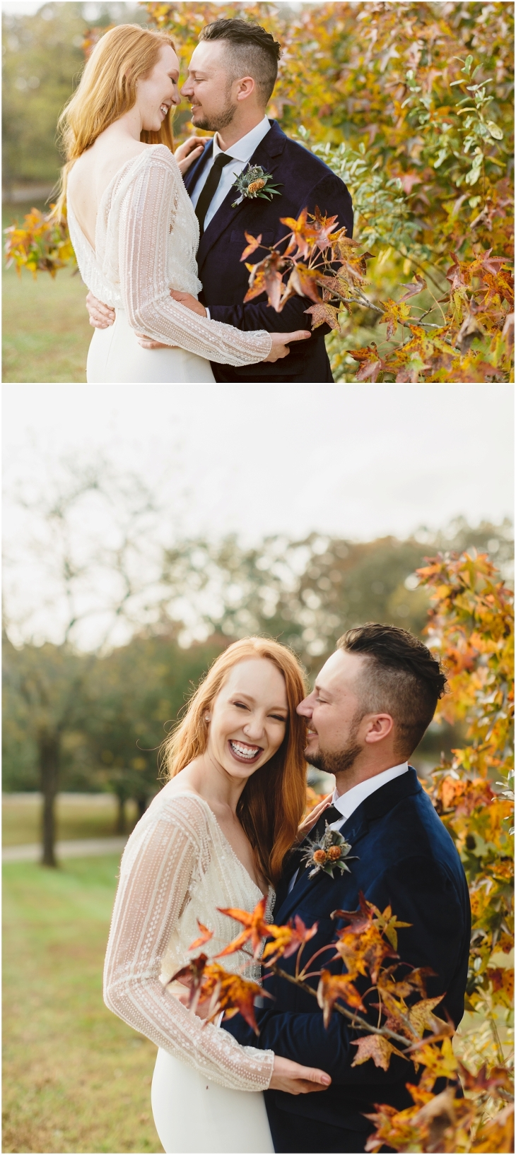 gallaher bend wedding photo