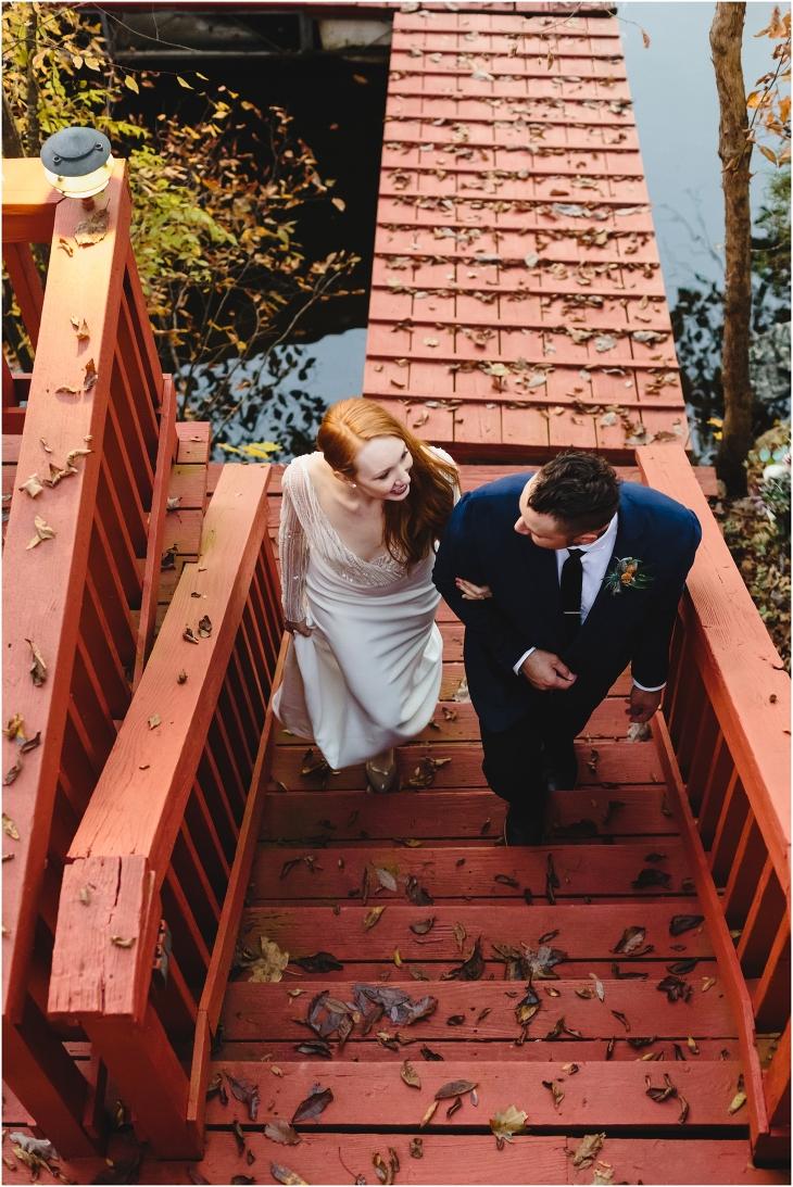 knoxville lake wedding
