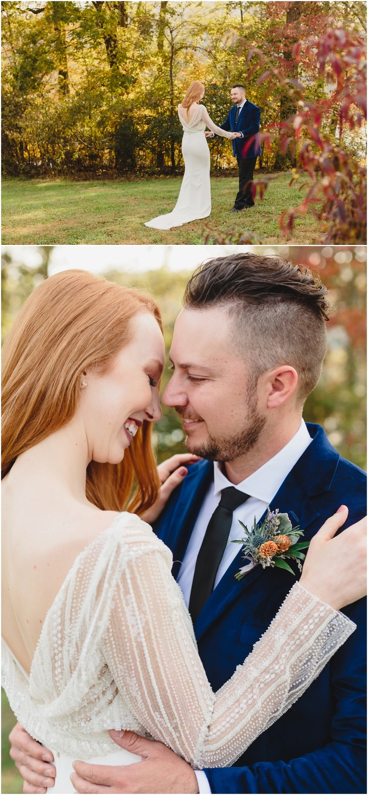 knoxville wedding at Gallaher Bend