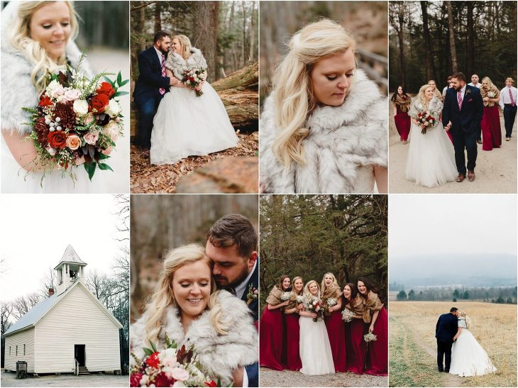 Great Smoky Mountains National Park Wedding