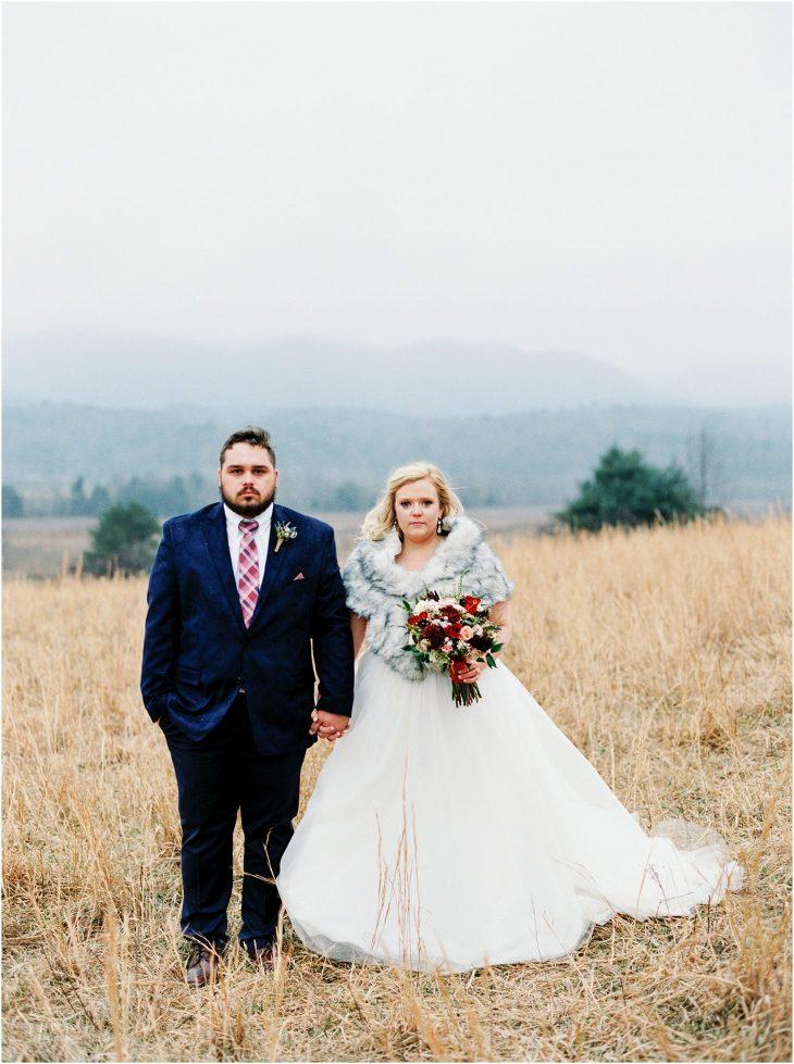 smoky mountains wedding photographer