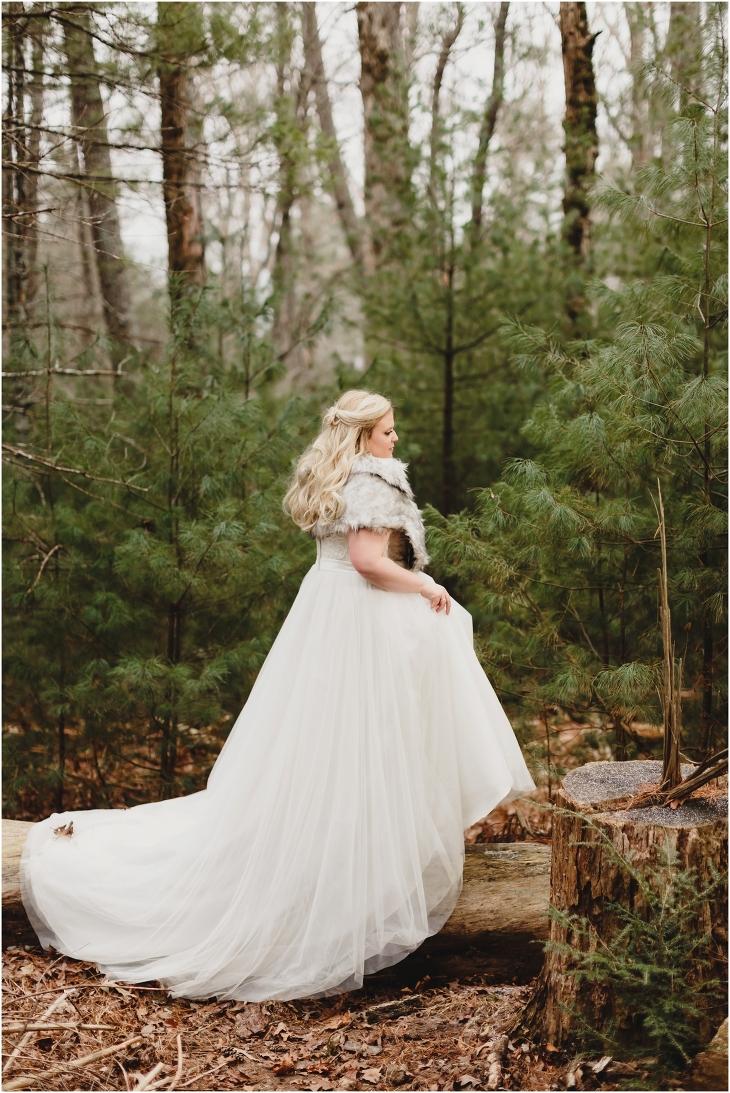 Great smoky mountains wedding photography