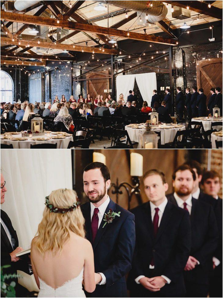 jackson terminal knoxville wedding pics