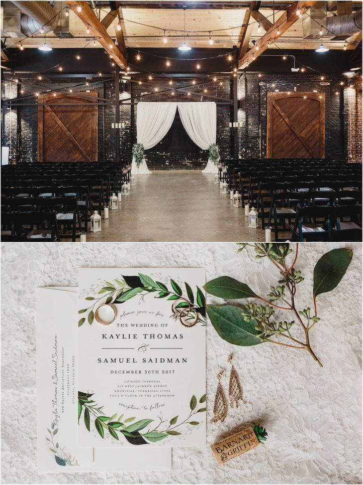 jackson terminal wedding in Knoxville