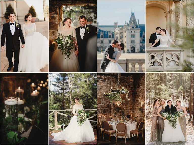Biltmore Champagne Cellar Wedding Photos
