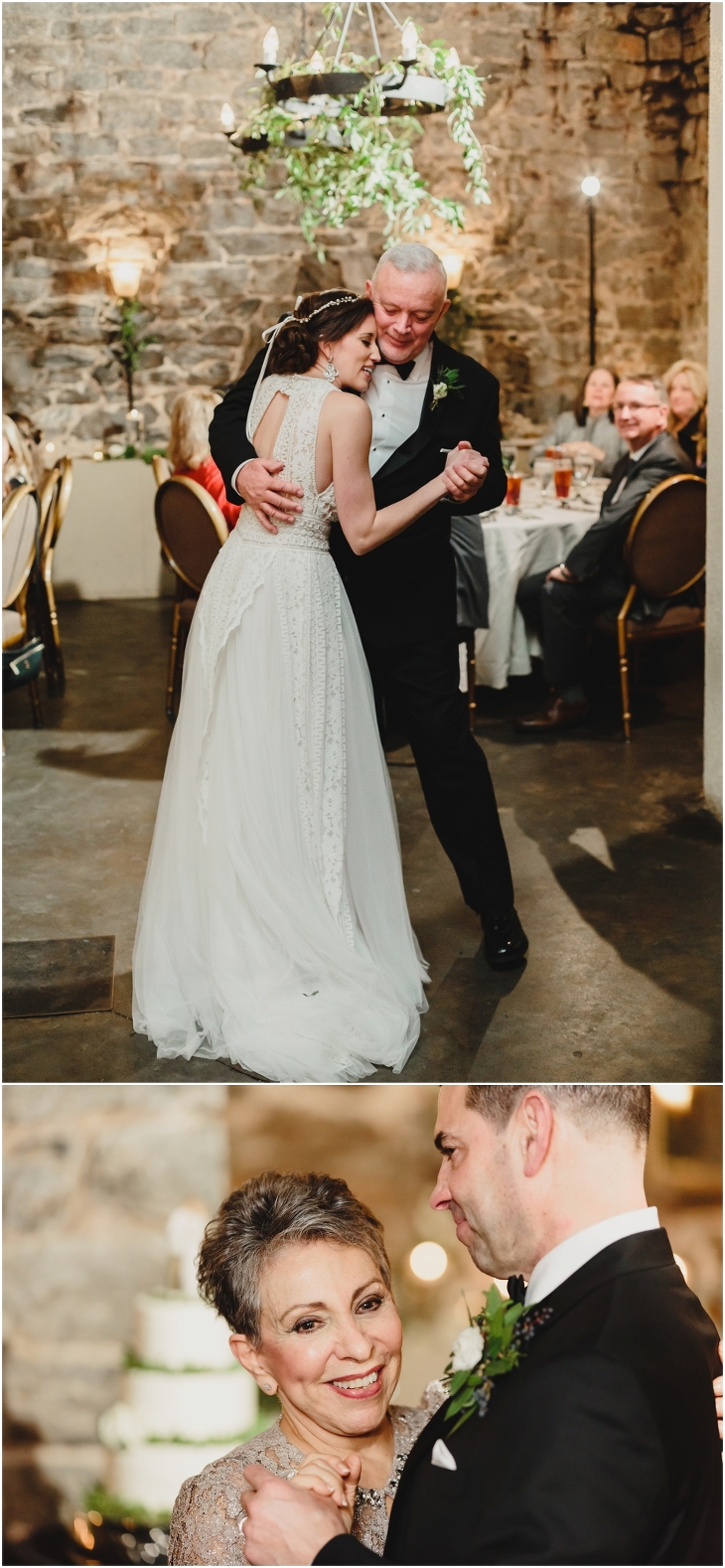 Biltmore wine cellar wedding