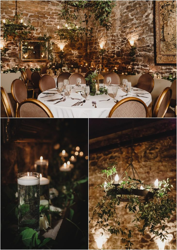 Biltmore Champagne Cellar Wedding
