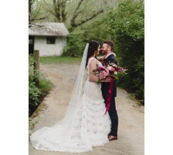 Daras Garden Knoxville Wedding by JoPhoto