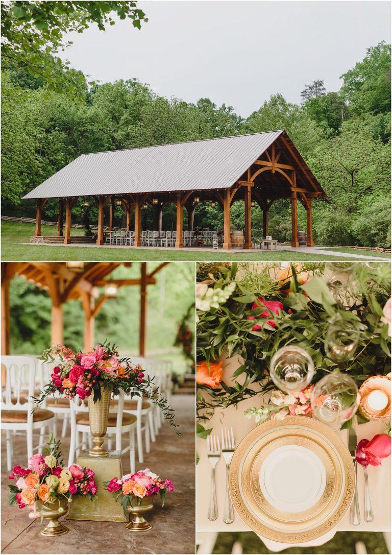 Cardinals Nest Weddings in Sevierville