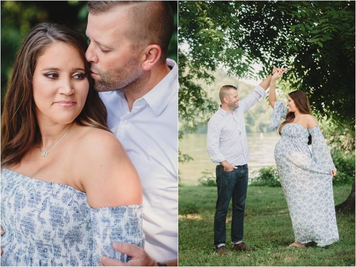 knoxville maternity photo