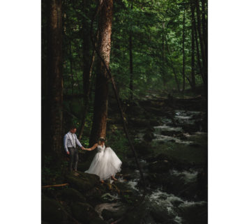Greenbrier Smoky Mountain Wedding in Gatlinburg