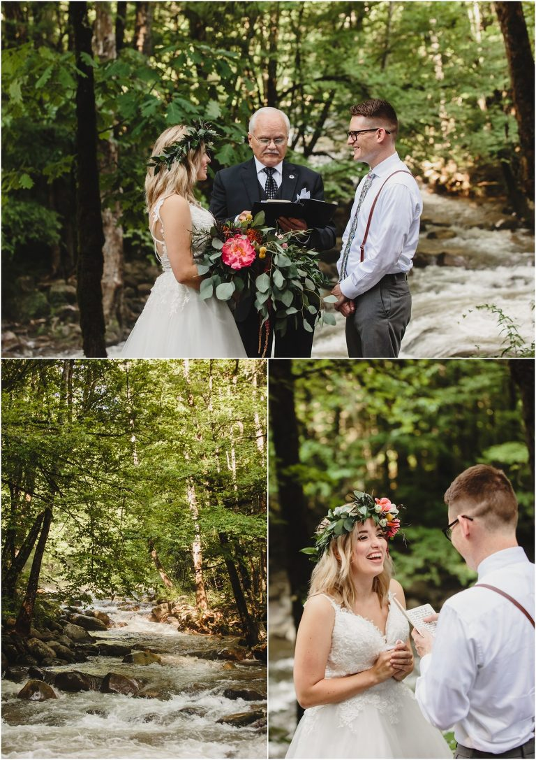 Greenbrier Smoky Mountain Wedding