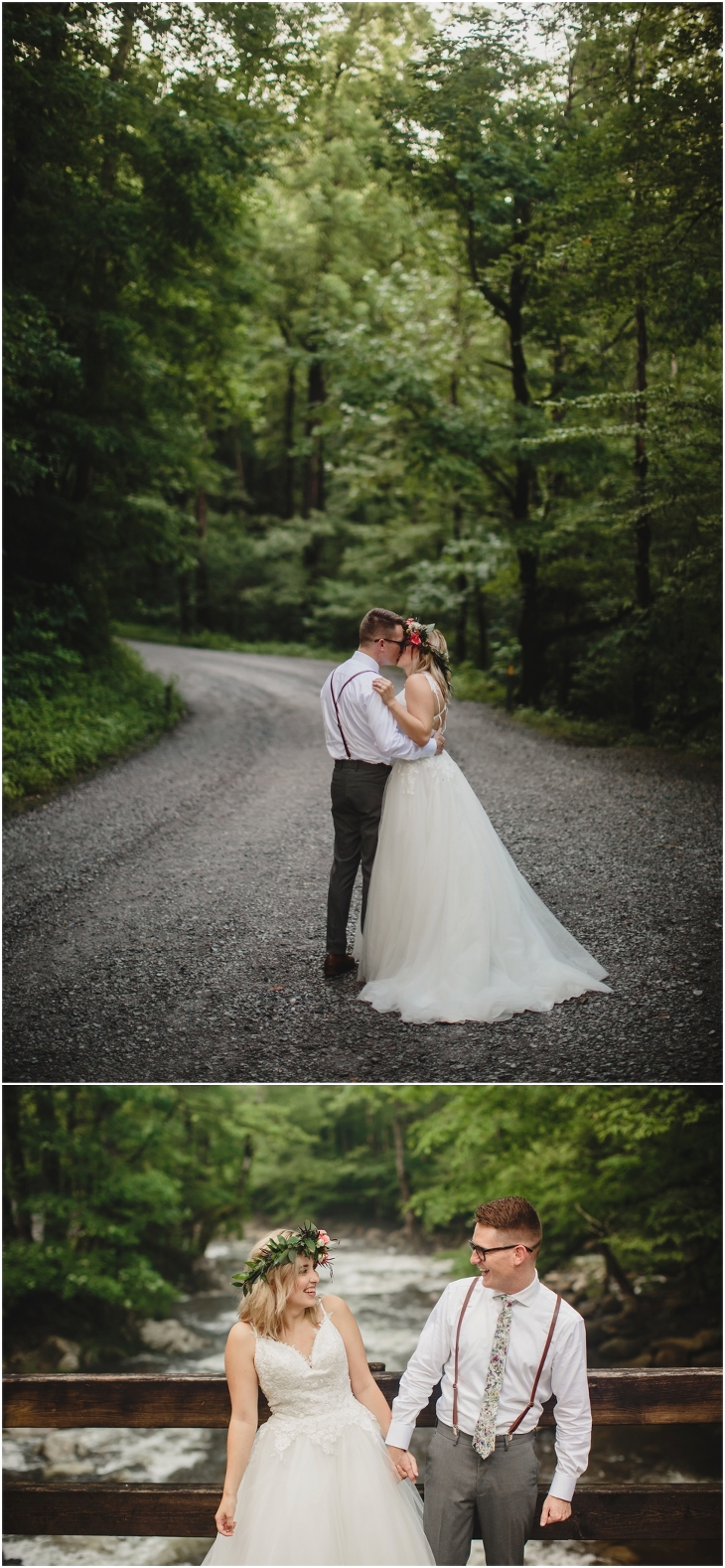 great smoky mountain national park wedding