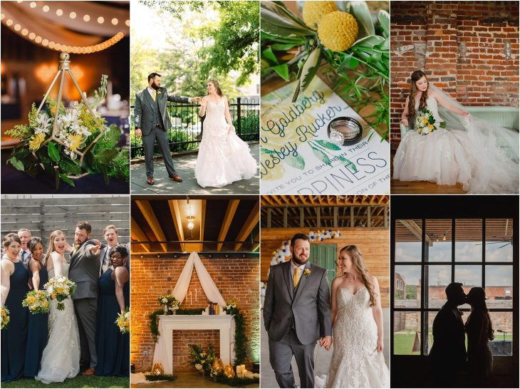 knoxville wedding at The Mill & Mine