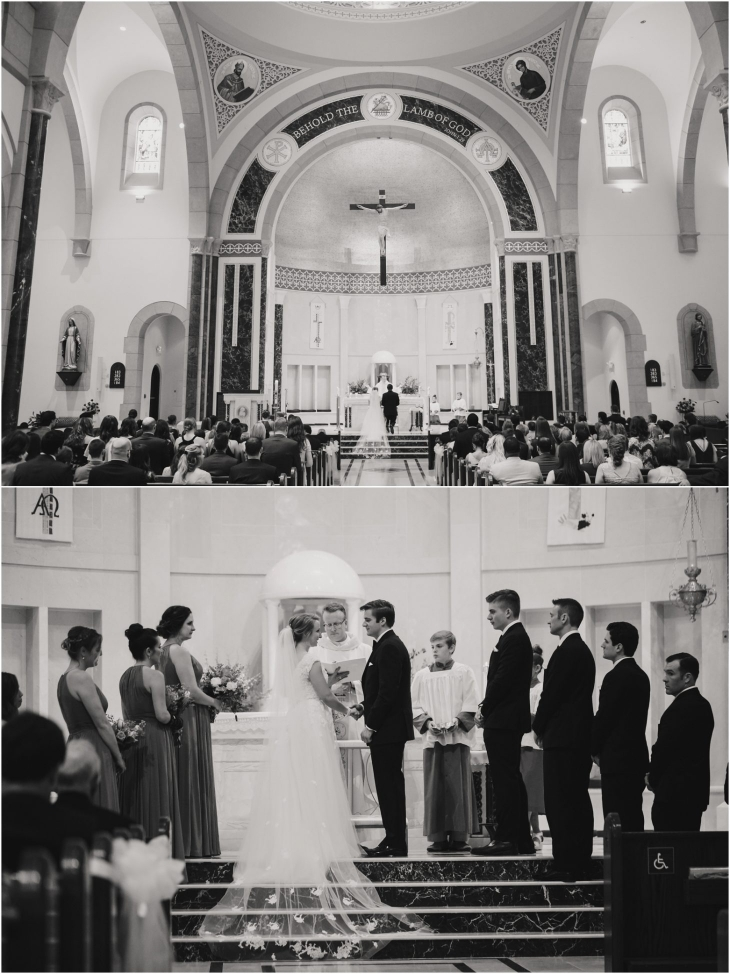 knoxville catholic wedding