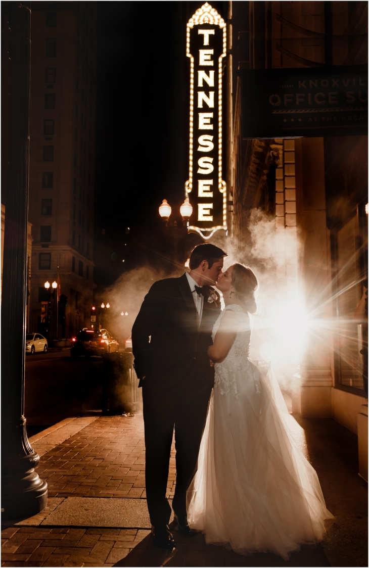 tennessee theatre wedding