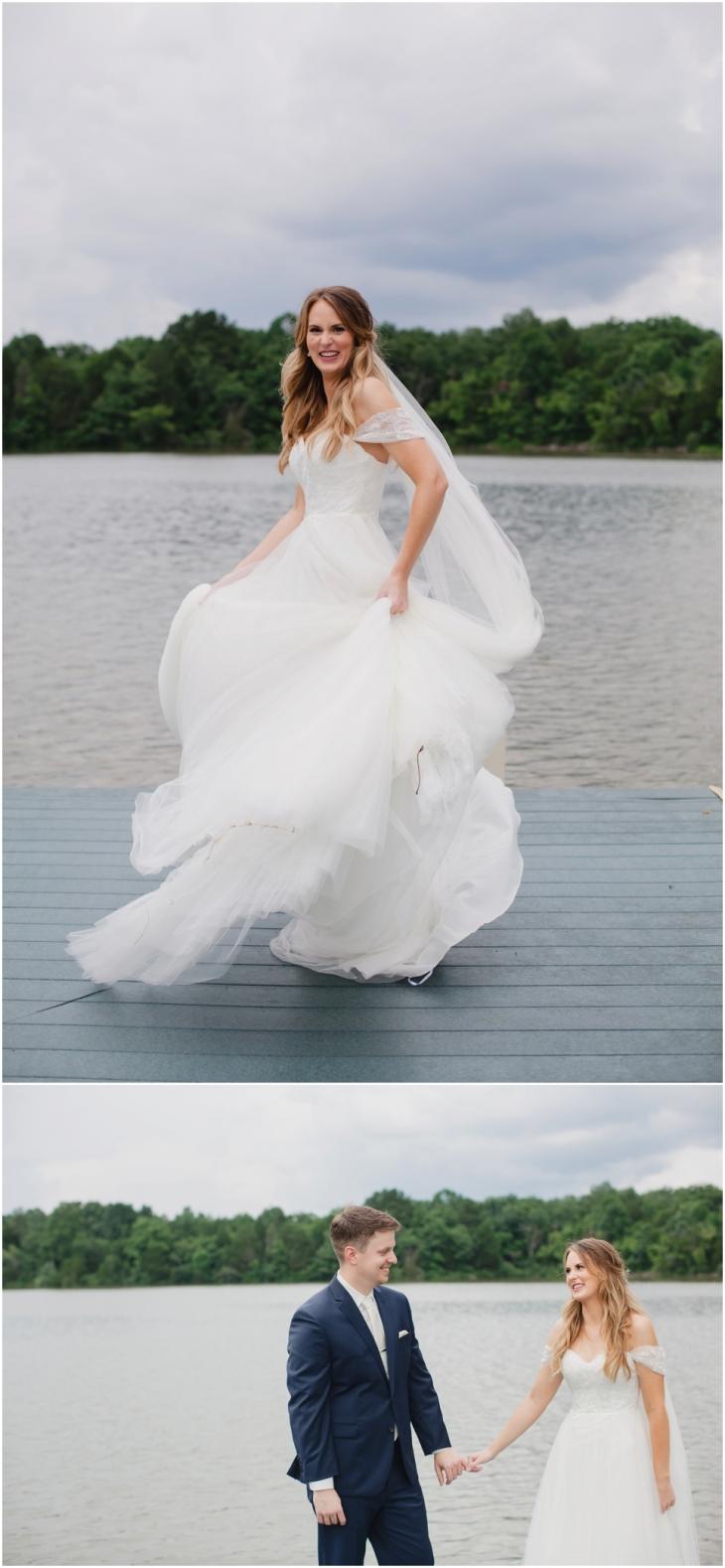 Marblegate Farm Wedding Photo