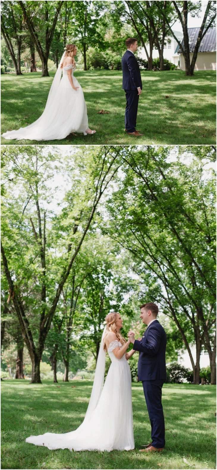 Wedding Pictures at Marblegate Farm