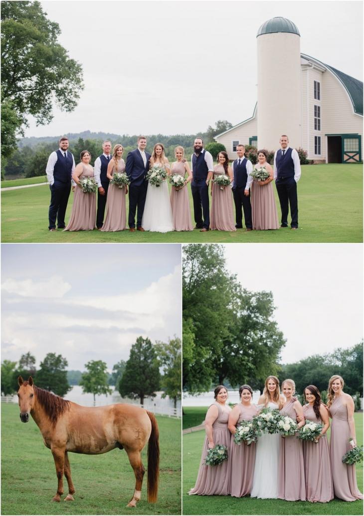 marblegate farm tn wedding