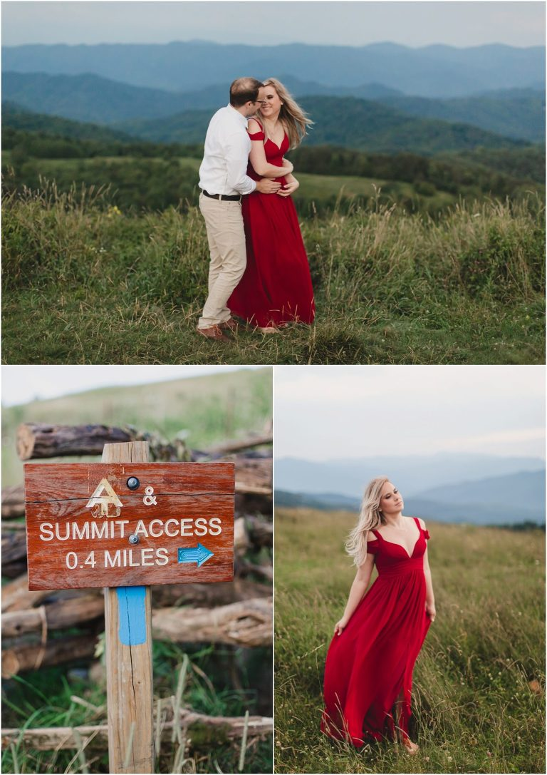 Max Patch wedding photography