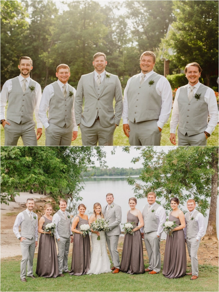 Knoxville Wedding Party